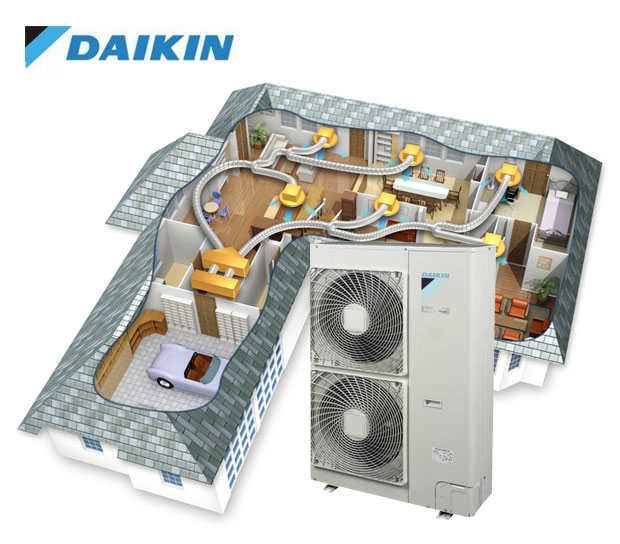 ducted air conditioner installation gold coast