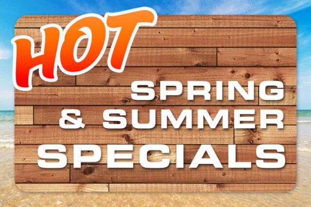 Spring Aircon Specials 2020