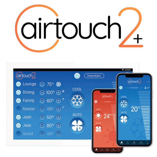New Airtouch 2+ Smart Wifi Controls