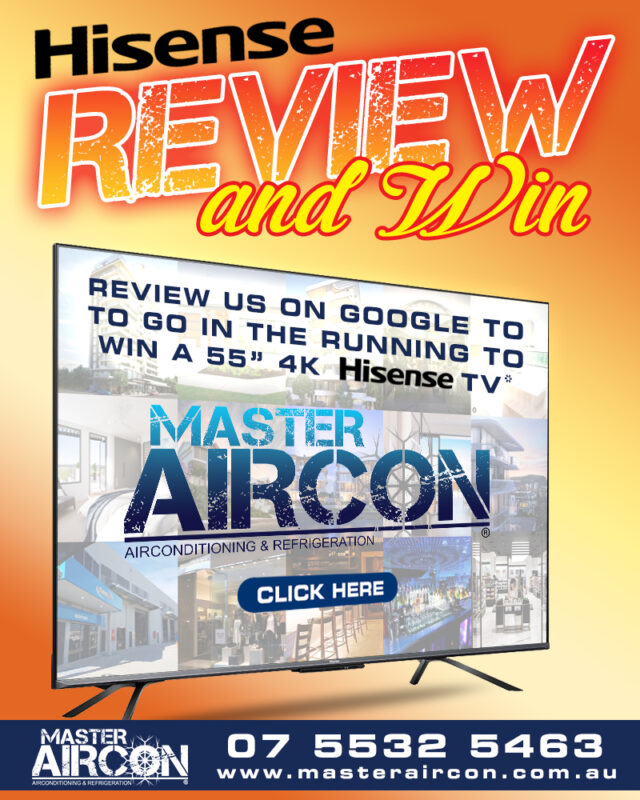 Review and Win a TV